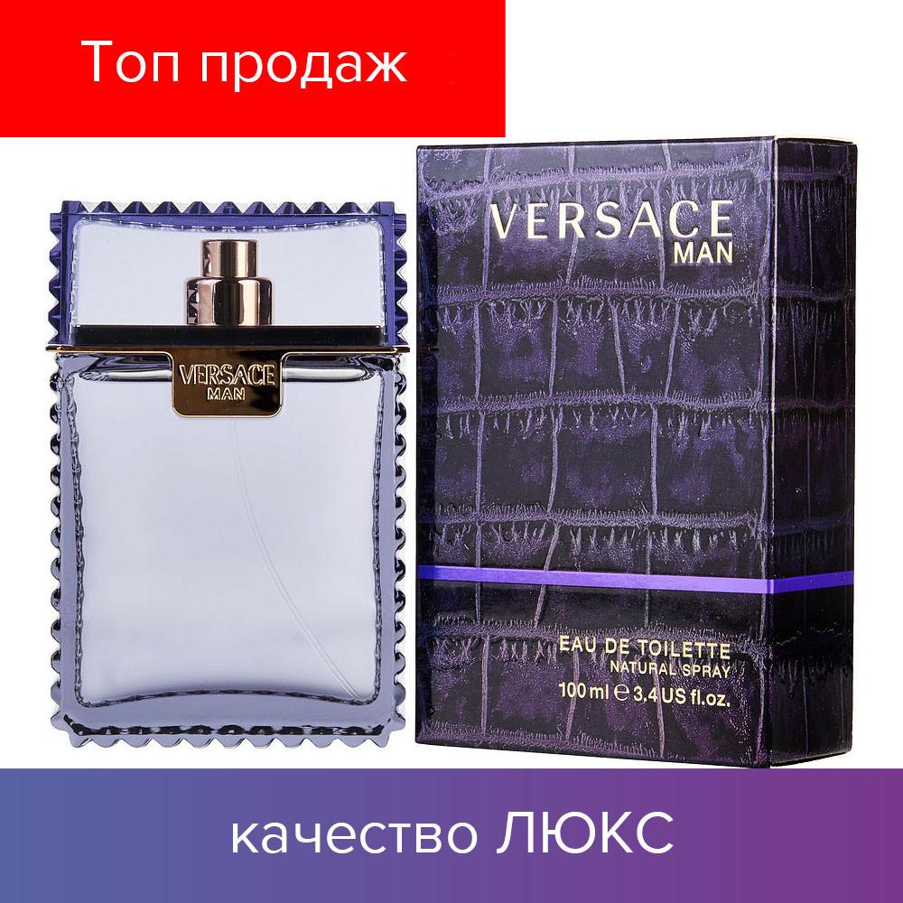 100 ml Versace Man. Eau de Toilette  0ba7d1041725e