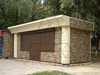 Изготовление и продажа МАФ: торговые киоски, павильоны, бытовки, дачные домики. Харьков