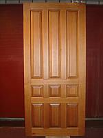 Двери деревянные из массива ясеня или дуба DR3