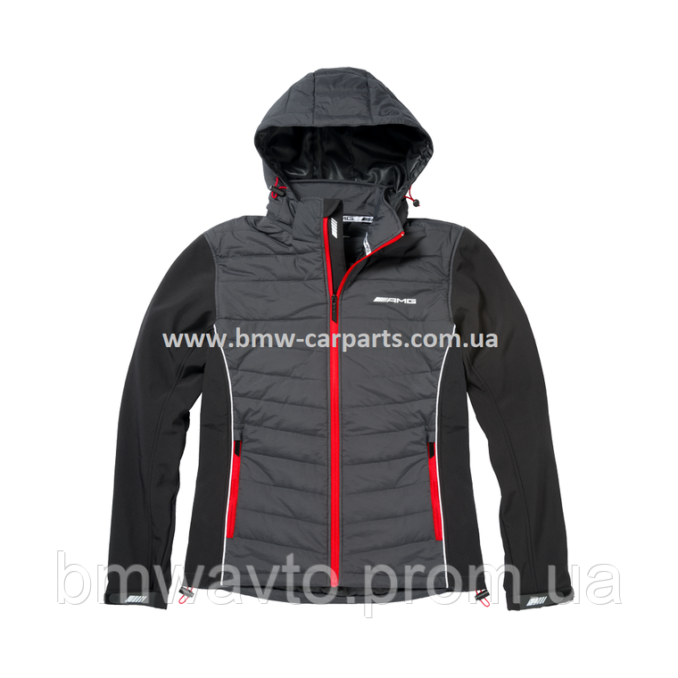 Мужская куртка Mercedes AMG Men's Functional Jacket, фото 2