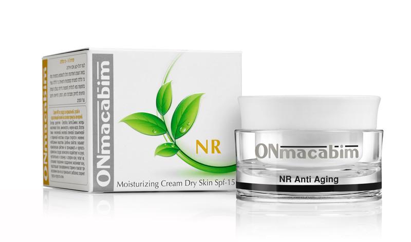 Увлажняющий крем для нормальной и сухой кожи MOISTURIZING CREAM DRY SKIN SPF-15, 50мл