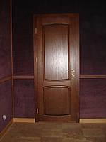 Двери деревянные из массива ясеня или дуба DR8