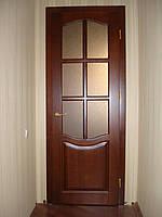 Двери деревянные из массива ясеня или дуба DR10