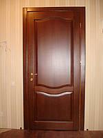 Двери деревянные из массива ясеня или дуба DR11