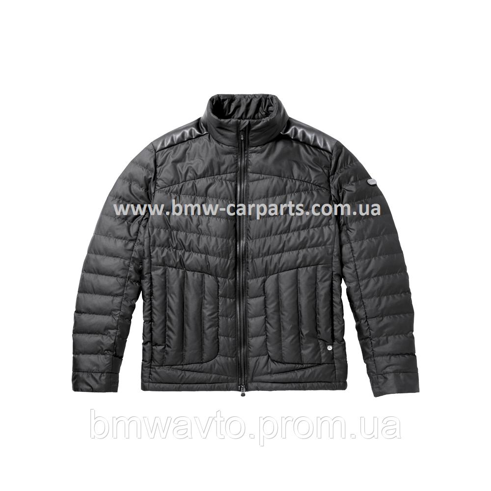 8a7326cf Мужская куртка-пуховик Mercedes Men's Down Jacket, Hugo Boss, Black - Bmw -