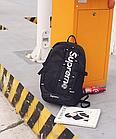 Рюкзак Supreme Чёрный, фото 9