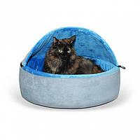 Домик-лежак K&H Kitty Hooded, фото 1