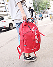 Рюкзак Supreme Червоний, фото 2