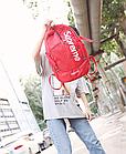 Рюкзак Supreme Червоний, фото 4