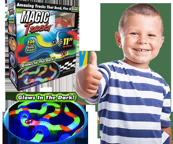 Magic Tracks игрушечный трек 220 деталей