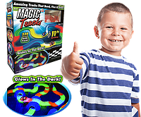 Magic Tracks игрушечный трек 220 деталей, фото 1