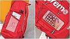 Рюкзак Supreme Червоний, фото 8