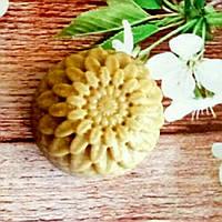 Овсяное мыло-скраб с оливковым и виноградной косточки маслами