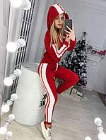 Женский костюм красный спортивный в Украине. Сравнить цены, купить ... ce0b5ed5dec
