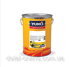 Моторное масло YUKO CLASSIC 15W-40 (API SF/CC) (20л), фото 2