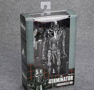 Фигурка NECA Terminator T-800 Терминатор эндоскелет