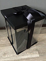 Подарочная коробка для Мишки из 3D  роз, фото 3