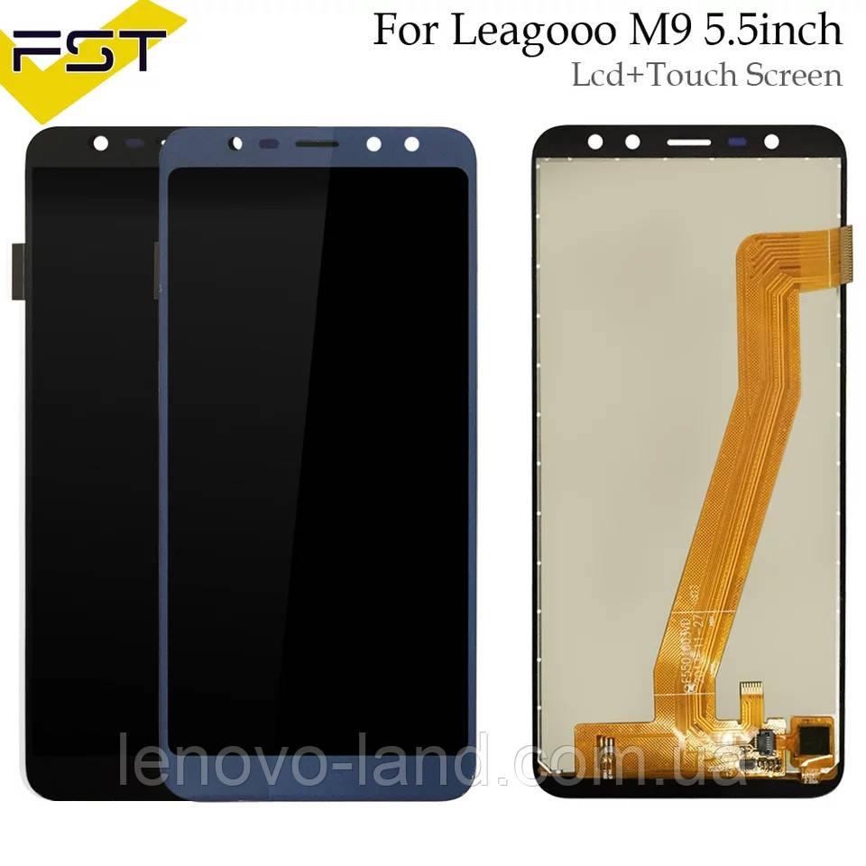Дисплей + сенсор для Leagoo M9 Модуль