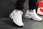Кроссовки мужские Nike Air Max 2 Light белые