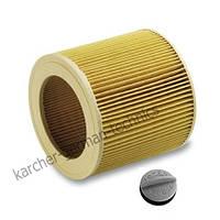 Патронный фильтр Karcher для пылесосов A, WD, MV, SE, NT