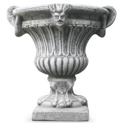 """Форма для вазона из бетона """"Византия"""" стеклопластиковая , фото 2"""