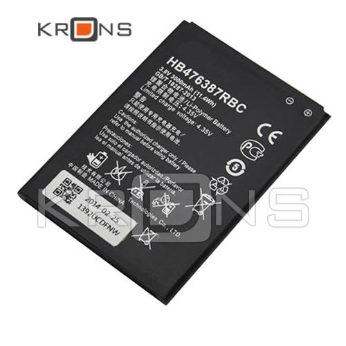 Батарея аккумулятор Huawei HB476387RBC Honor 3X Pro Ascend G750 B199