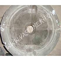"""Форма для вазона из бетона """"Гречанка"""" стеклопластиковая , фото 3"""