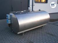 Охладитель молока Б/У Mueller объёмом 2500 литров / Охолоджувач молока БУ