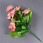 Галльская роза NС44/9 (16 шт./ уп.) Искусственные цветы оптом, фото 3