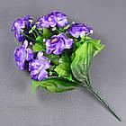 Галльская роза NС44/9 (16 шт./ уп.) Искусственные цветы оптом, фото 6