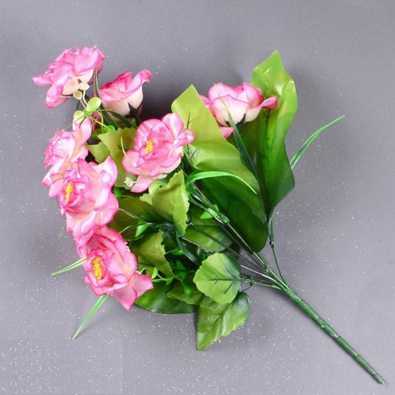 Галльская роза NС44/9 (16 шт./ уп.) Искусственные цветы оптом