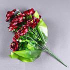 Галльская роза NС44/9 (16 шт./ уп.) Искусственные цветы оптом, фото 7