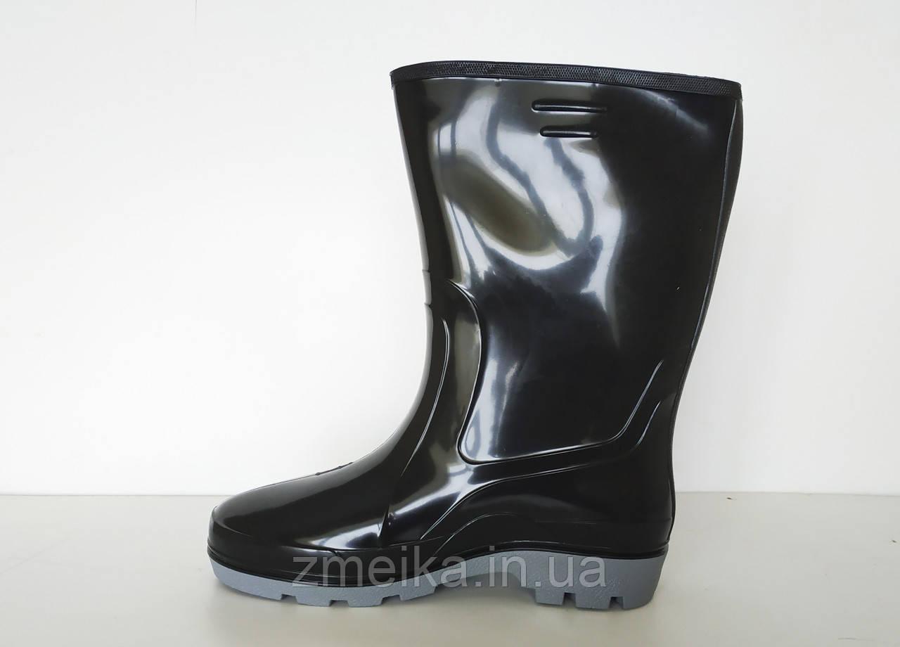 5077114bff6d Резиновые сапоги мужские черные