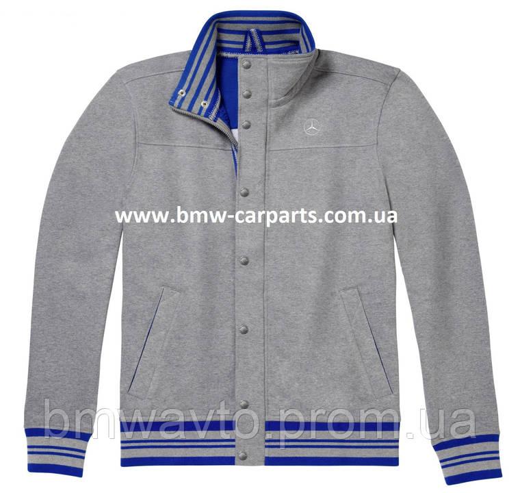 Мужская толстовка Mercedes Men's Sweat Jacket, фото 2