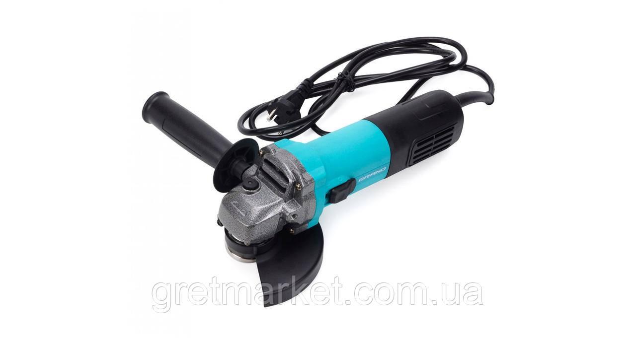 Угловая шлифмашина GRAND МШУ-125-1400