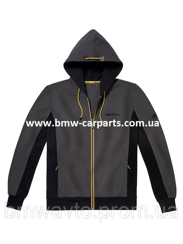 Мужская толстовка Mercedes AMG Men's Sweat Jacket, фото 2