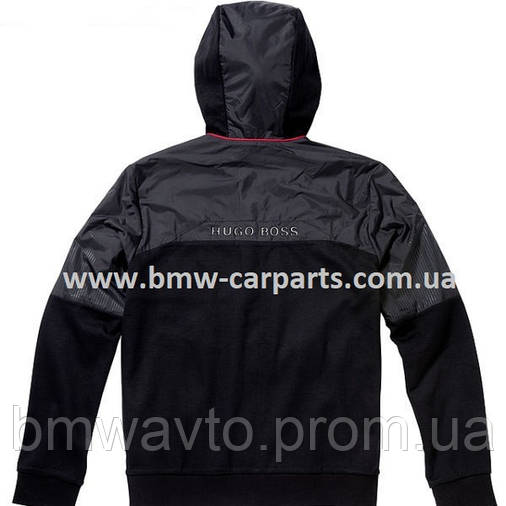 Мужская толстовка Mercedes-Benz Men's Sweat Jacket, Boss Green, фото 2