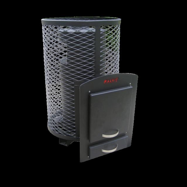 Банная печь-каменка KALVIS-PR-3V без выносной топки