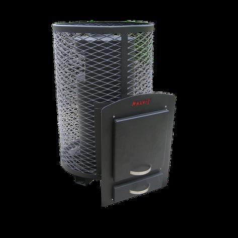 Банная печь-каменка KALVIS-PR-3V без выносной топки, фото 2