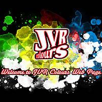 Краски для аэрографии JVR Colours (Италия)