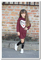 Платье детское Софи сердце
