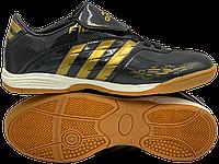 Футзалки Adidas F10 (р. 36-40) Black, фото 1