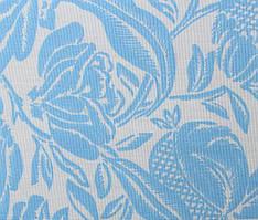 Готовые рулонные шторы Ткань Фантазия Синий