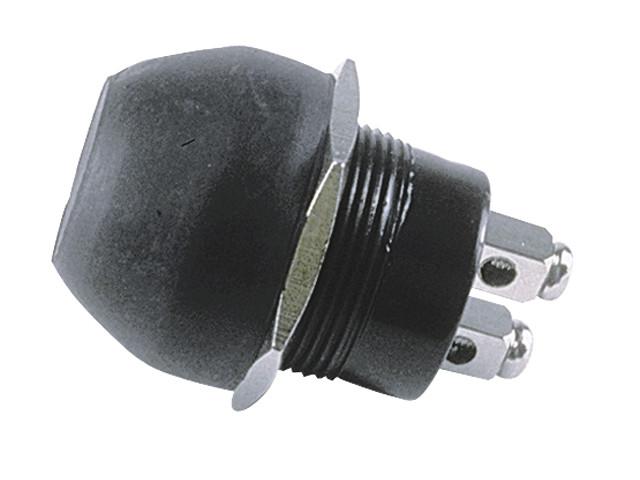Кнопковий перемикач з гумової кнопкою