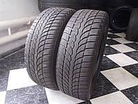 Шины бу 225/55/R17 Bridgestone Blizzak LM-32 Зима 6,36мм 2014г