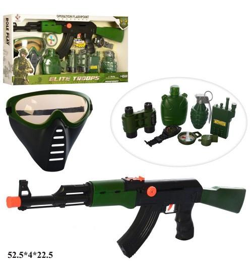 Военный Набор Оружия M016C С Маской Ухти-Тухти Кривой Рог