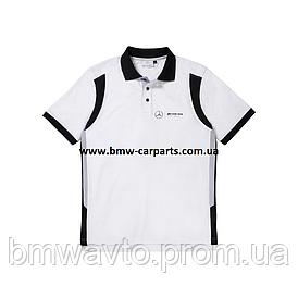 Мужская рубашка поло Mercedes Men's polo shirt DTM Selection