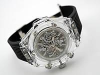 Прозрачные часы HUBLOT - Cristal