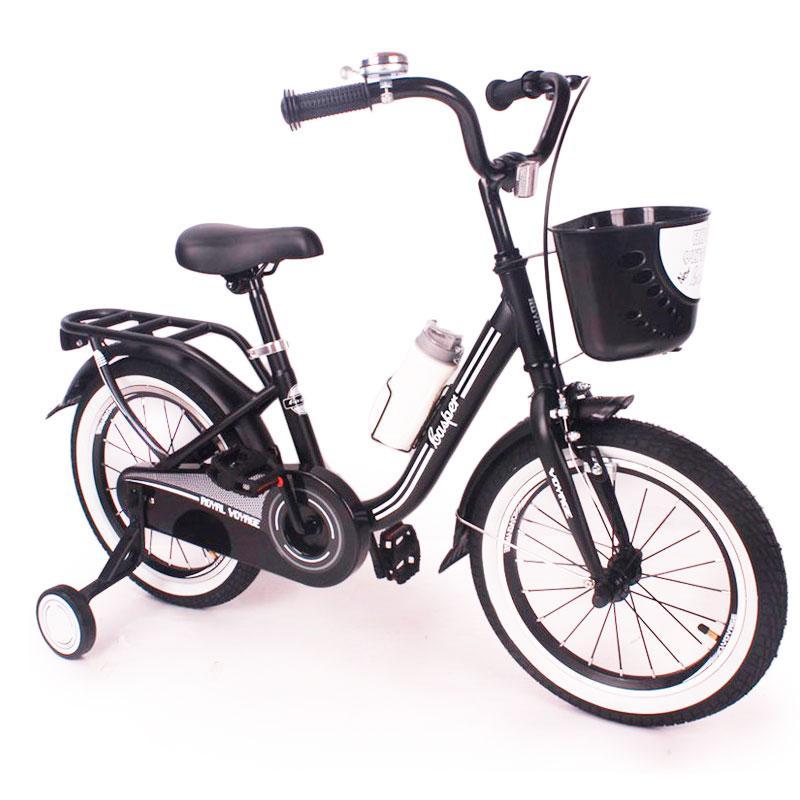 """Детский Велосипед """"CASPER-16"""" Black"""