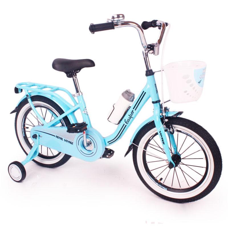 "Испанский  Детский Велосипед ""CASPER-16"" Blue"